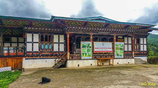 Bumthang District, ภูฏาน: Temple