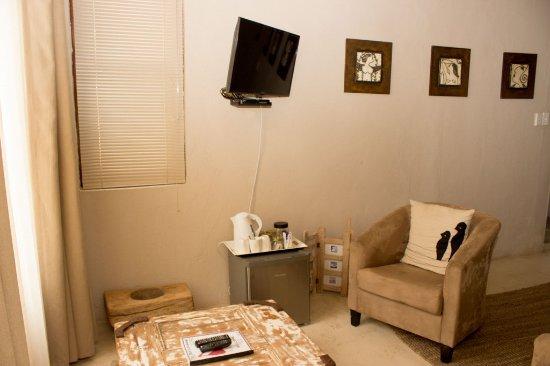 Nieu-Bethesda, África do Sul: Karoo Room