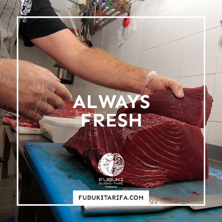 imagen Fubuki Sushi Bar en Tarifa