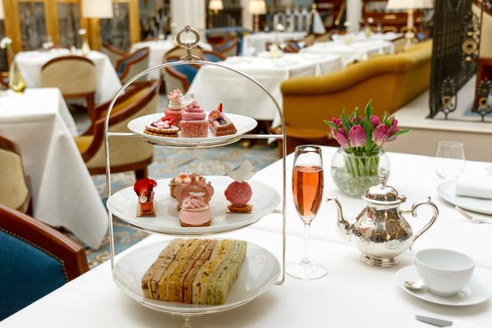 Celeste: Afternoon Tea at The Lanesborough