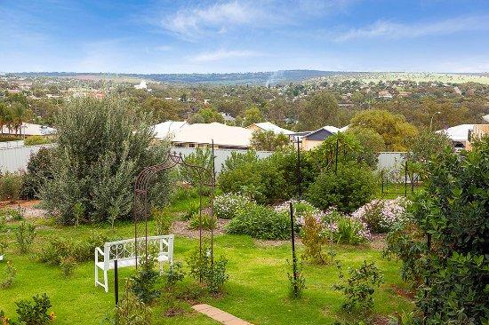 Northam, Australia: Garden area