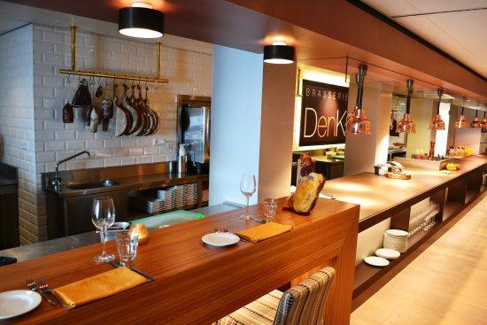 Santpoort-Noord, Paesi Bassi: Open keuken