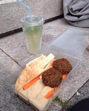 Moorish Falafel Bar: Kids box