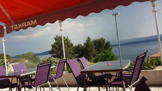 Mimice, Kroatië: Caffe bar pizzeria puntari