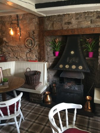 Askham, UK: Dining Area