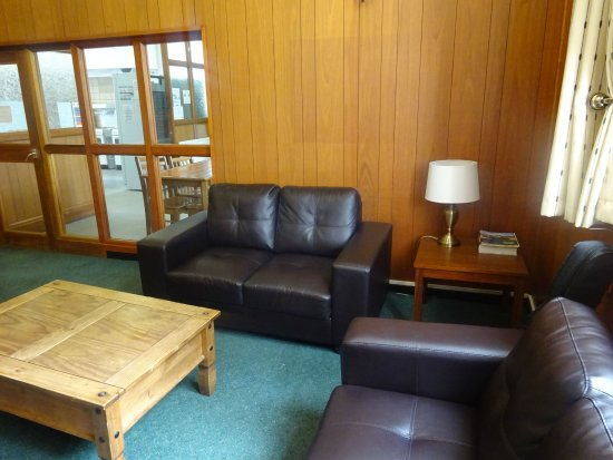 Aberdeen Youth Hostel: Lounge Area