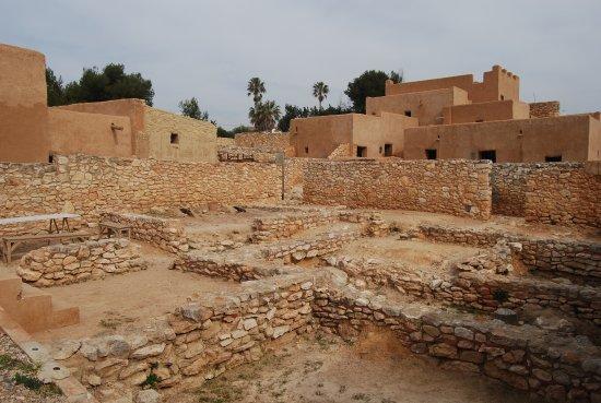 Ciudadela Iberica de Calafell
