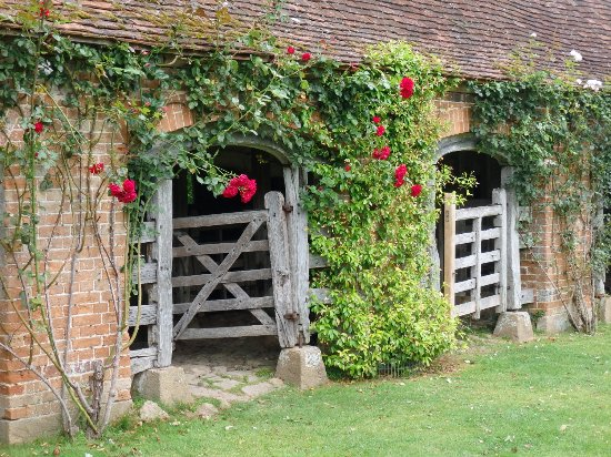 Ilminster, UK: The former stables at Barrington Court