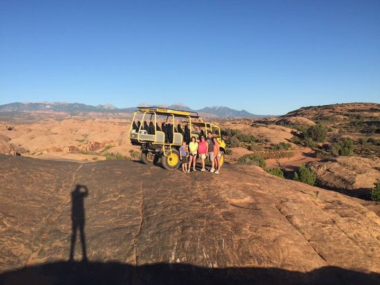 Coyote Land Tours Moab