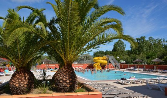 Eden Camping: piscine