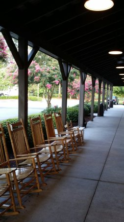 Pooler, GA: Cracker Barrel