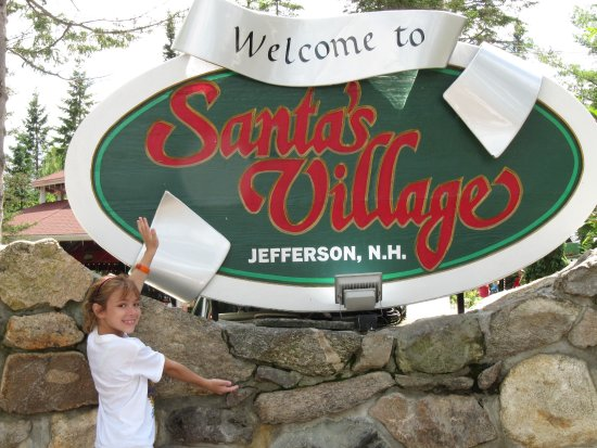 Jefferson, NH: Welcome to Santa's Village