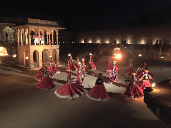Royal Camp: Dancers at the Sufi Fest