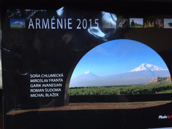 Jindrichuv Hradec, Republika Czeska: Mostra Armenia