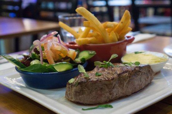 Wantirna, Australia: Porterhouse Steak