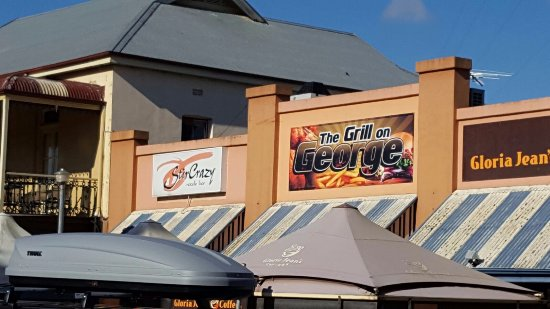 Windsor, Australia: The Grill on George