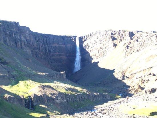Hallormsstadur, Islandia: Hengifoss