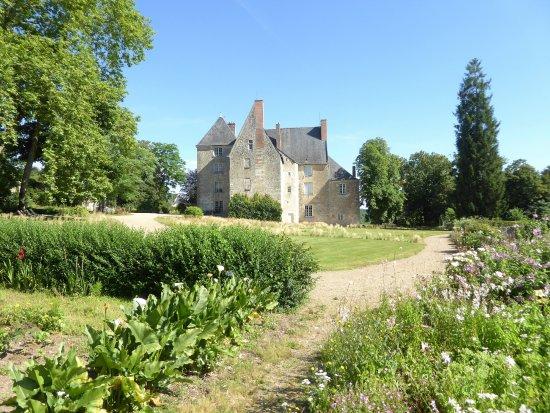 Sache, Frankrig: Le château et son parc