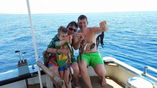 Sostis & Saratonga Faliraki Fishing Trips