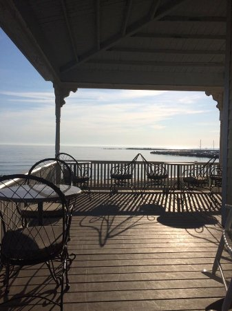 Avonlea, Jewel of the Sea: the view from the porch