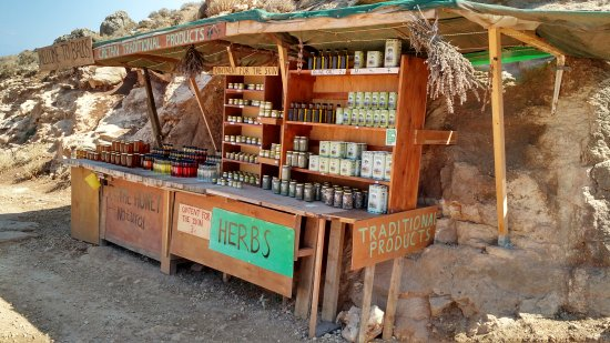 Gramvousa, Grecia: Traditional Products