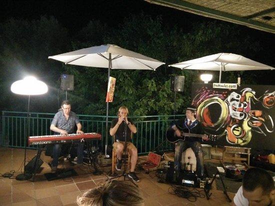 Vilopriu, Spain: conciertos todos los jueves a las 22:00