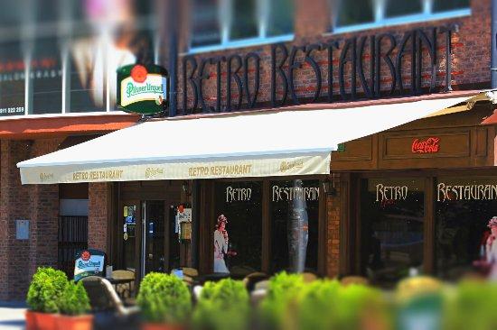 Retro Restaurant: Retro Restaurant
