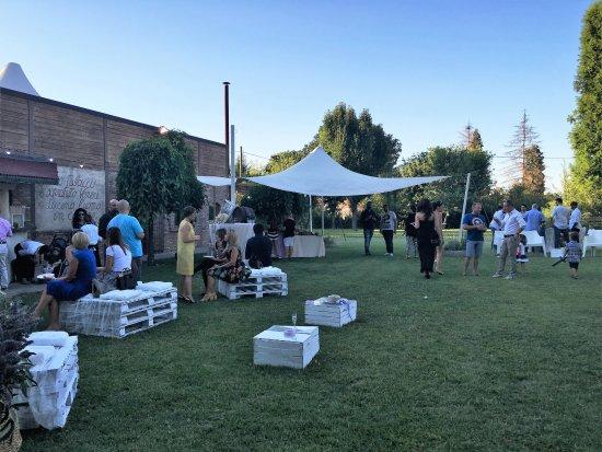 Matrimonio Country Chic Bologna : Festa country chic picture of villa prugnolo san giovanni in