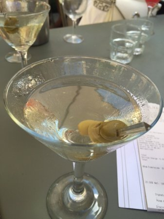 Quod Restaurant & Bar : Martini