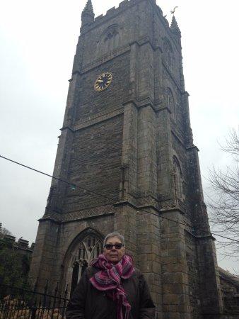 St. Neot, UK: Chiesa di Fovey