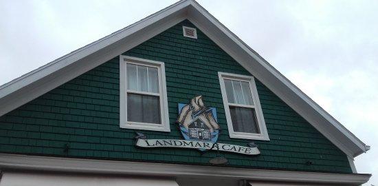 Victoria, Канада: L'ingresso del ristorante
