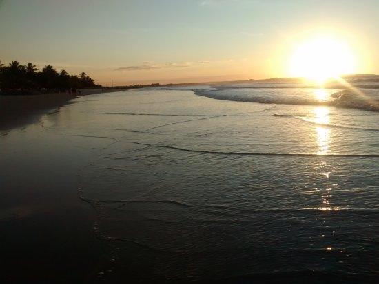 Pousada Sol Poente : Praia de Mundaú