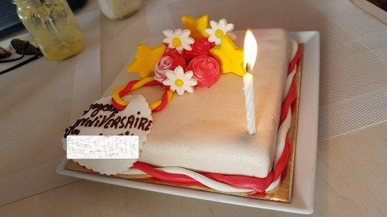 Rabat-Sale-Zemmour-Zaer Region, Marokko: birthday cake