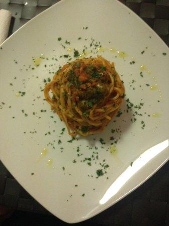 Signa, Italia: spaghettino