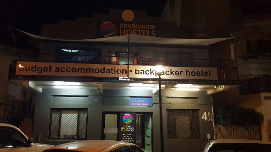Down Under Hostels