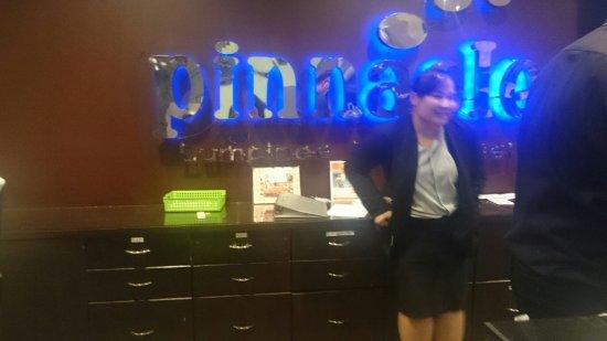 Pinnacle Lumpinee Park Hotel: Pinnacle Hotel 2016 holiday