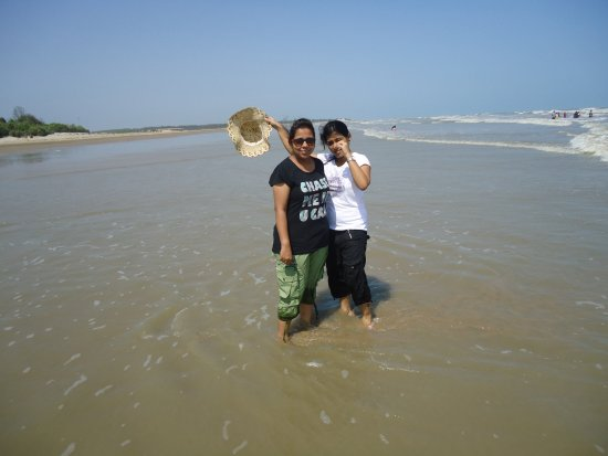 Into the water @Tajpur