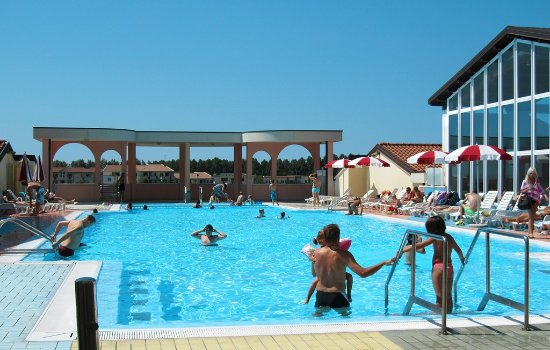 Residence La Quercia: La Quercia Pool