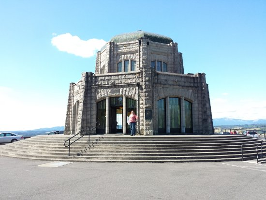 Columbia River Gorge National Scenic Area: Historic Vista House