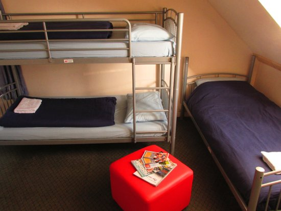 Broadford Youth Hostel : Guest Room