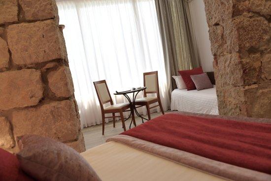 Hotel & Spa la Villa Cap Ferrat : Triple vue piscine