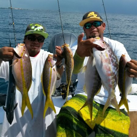 Uprising tours fishing tours san pedro all you need for Fishing san pedro belize