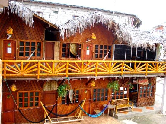 Hotel Maeo: Reception
