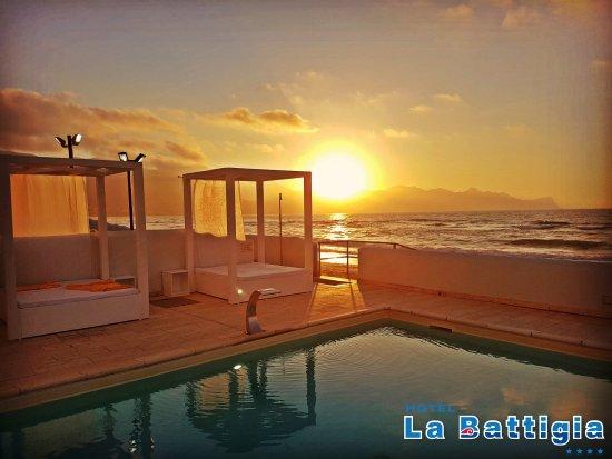 Hotel La Battigia: esterno