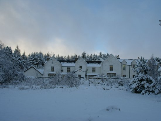 Cairngorm Lodge Youth Hostel: Cairngorm in the Snow