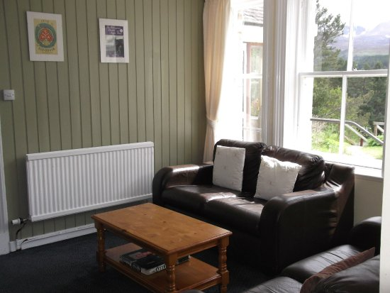 Cairngorm Lodge Youth Hostel: Guest Sitting Area
