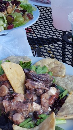 Pinckney, MI: Seafood Appetizer