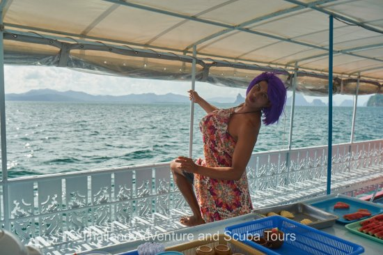 Phuket, Thailand: A very memorable and enjoyable day - Time and Money well spent!