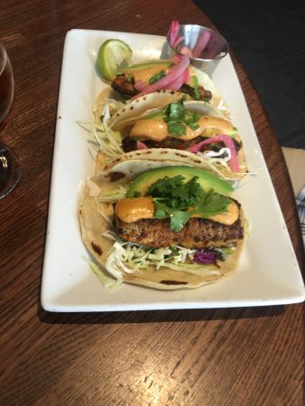 The Ale House Columbia: Fish Tacos