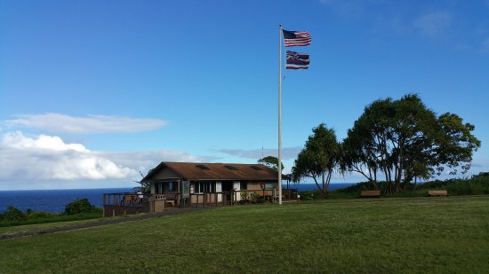 Kula, HI: Visitor center